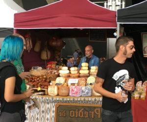 Queseros artesanos presentes en Beermad