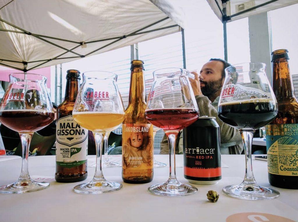 Sabeer la academia de la cerveza, organiza actividades de cata y maridaje