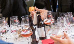 SABEER organiza talleres con cerveza que incluyen cata y maridaje con degustaciones elaboradas por nuestro chef Álvaro Verdú.